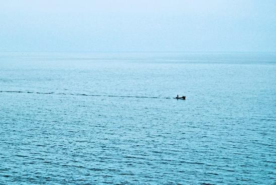 Mare in inverno - Polignano a mare (1754 clic)