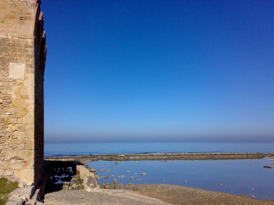 Angolo panoramico - Polignano a mare (2078 clic)