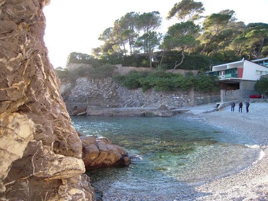 Zoagli Spiaggia detta Arenelle (5344 clic)