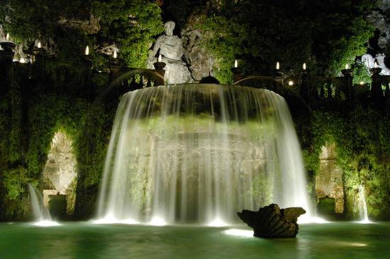 Villa d'Este - TIVOLI - inserita il 19-Oct-10