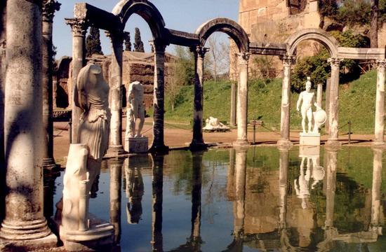 Villa Adriana - Tivoli (2252 clic)