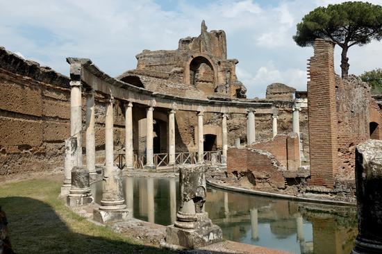 Villa Adriana - Tivoli (2375 clic)