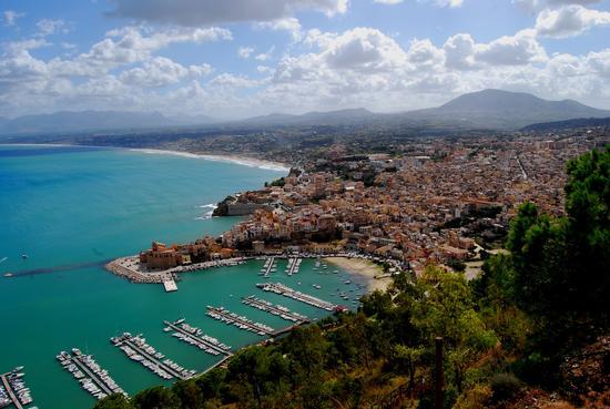 Panorama  - Castellammare del golfo (4132 clic)