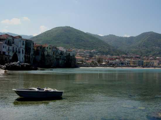 La barca - Cefalù (2817 clic)