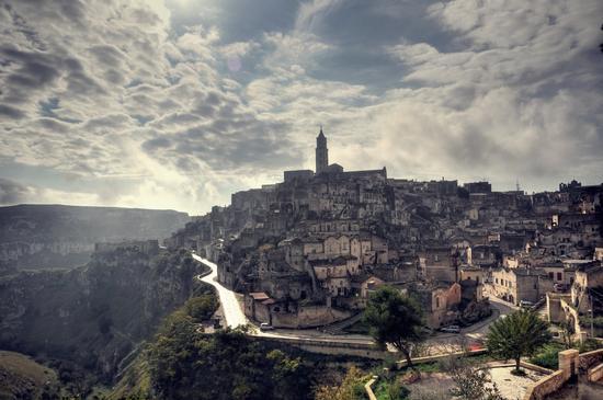 Matera. La Città dei Sassi. (8250 clic)