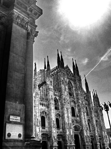 duomo - Milano (1116 clic)