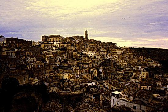 sassi - Matera (3373 clic)
