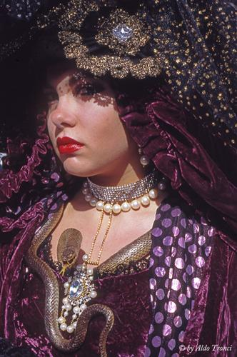 020/30.  La magia del Carnevale - Venezia (2002 clic)