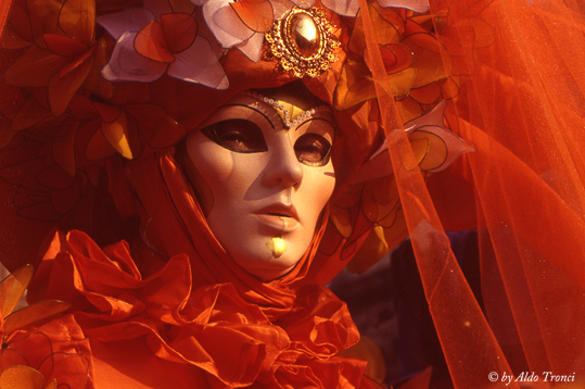 026/30. La magia del Carnevale - Venezia (3216 clic)