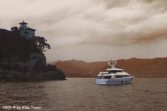 015/15 - Una Cartolina da Portofino (1541 clic)