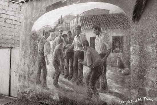 011/30. TINNURA (OR) : i muri parlano - TINNURA - inserita il 28-Mar-12