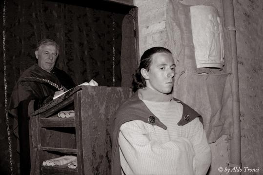 Un palcoscenico sulla scia di Bettlemme - Sesto al reghena (1733 clic)