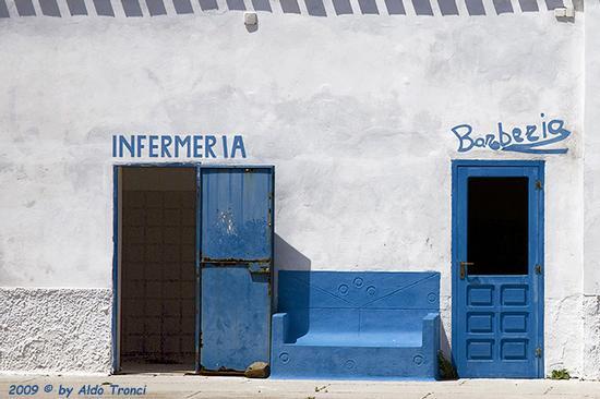 Forme, Volti e Colori dell'Isola di Ercole - Asinara (797 clic)