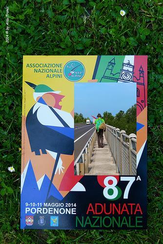 87^ Adunata Nazionale Alpini  - VALVASONE - inserita il 20-May-14