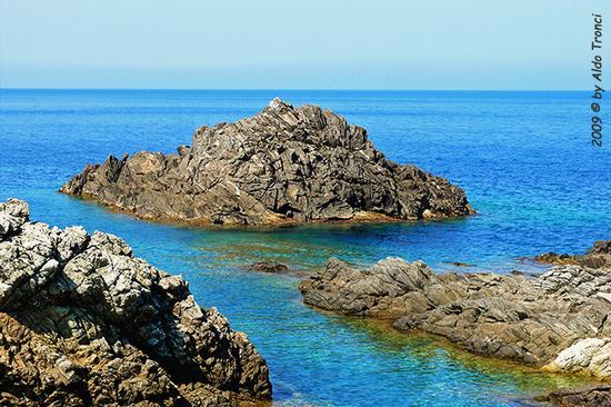 Forme, Volti e Colori dell'Isola di Ercole - Asinara (761 clic)