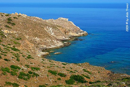 Forme, Volti e Colori dell'Isola di Ercole - Asinara (748 clic)