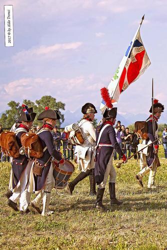 049/66. Truppe napoleoniche  - Valvasone (199 clic)