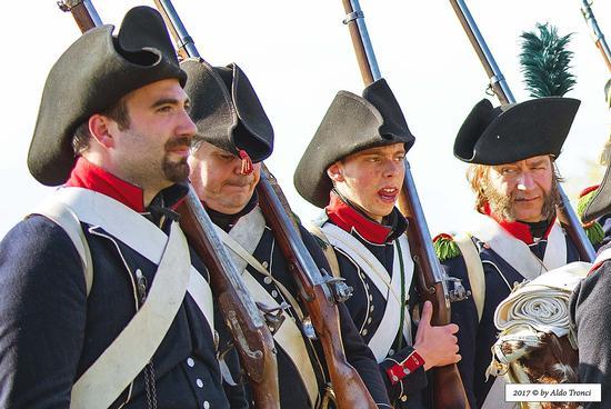 033/66. Soldati napoleonici  - Valvasone (218 clic)