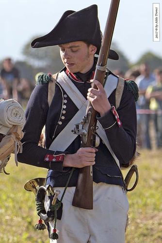 019/66. Soldato napoleonico - Valvasone (175 clic)