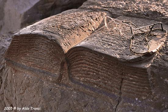 031/31 - Caorle: Sculture su pietra (613 clic)