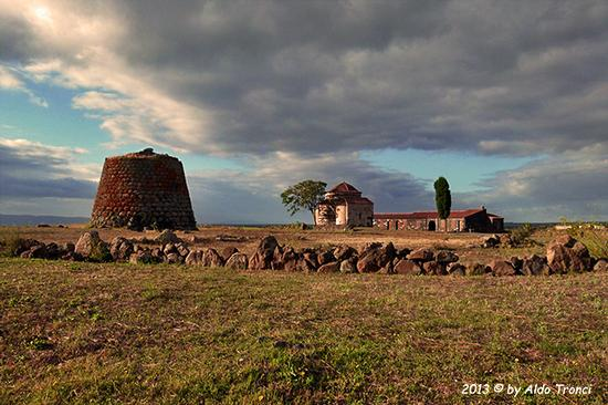 001/10. Santa Sarbana o Sabina - Silanus (3474 clic)