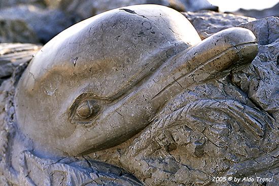 016/31 - Caorle: Sculture su pietra (714 clic)