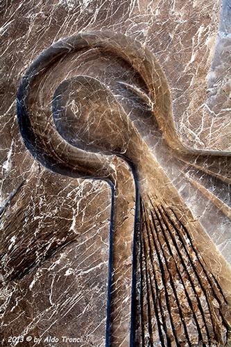 011/31 - Caorle: Sculture su pietra - CAORLE - inserita il 16-Feb-15