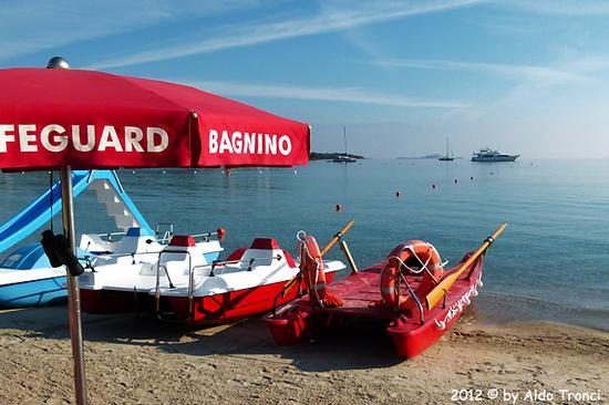 Marinella: una Finestra sul Golfo - Porto rotondo (1292 clic)