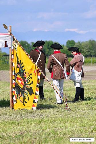 001/66. Soldati austriaci - Valvasone (296 clic)