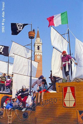 Carnevale Azzanese - Azzano decimo (1623 clic)