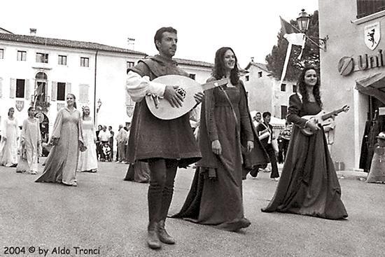 Medioevo a Valvasone (1267 clic)