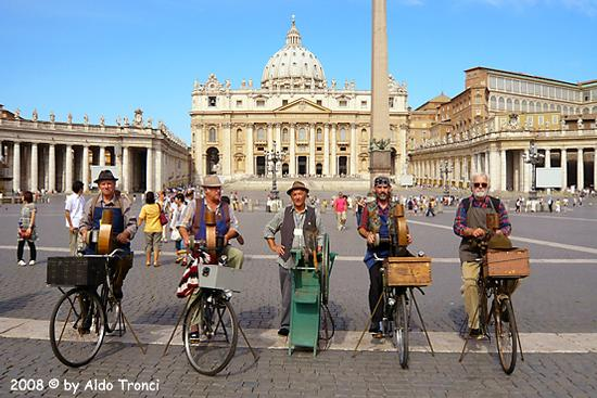 Roma: San Pietro, 2 agosto '2008 (1410 clic)