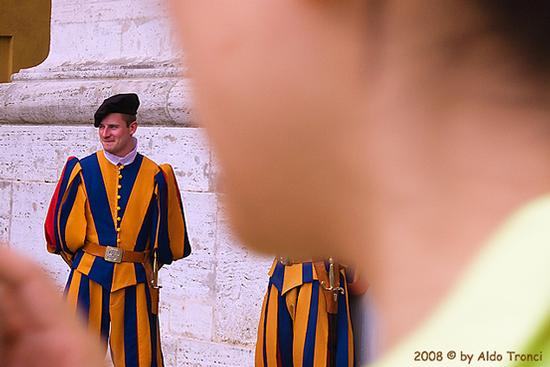 Roma: San Pietro, 2 agosto '2008 (1426 clic)