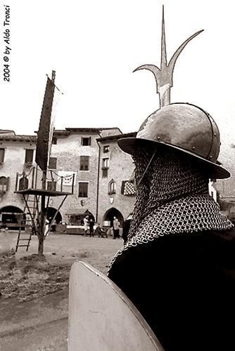 Medioevo a Valvasone (991 clic)