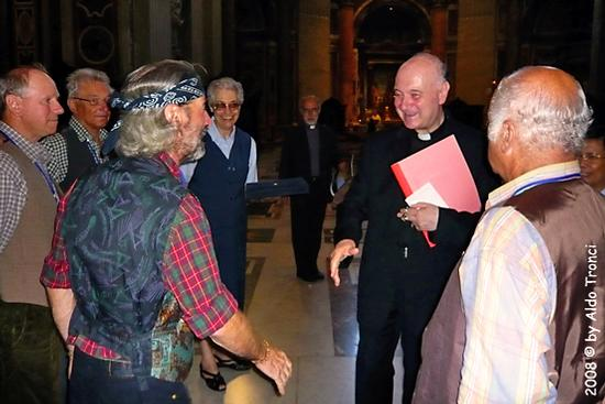 Roma: San Pietro, 2 agosto '2008 - ROMA - inserita il 28-Feb-13