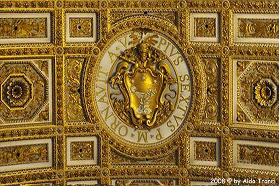 Roma: San Pietro, 2 agosto '2008 (1508 clic)
