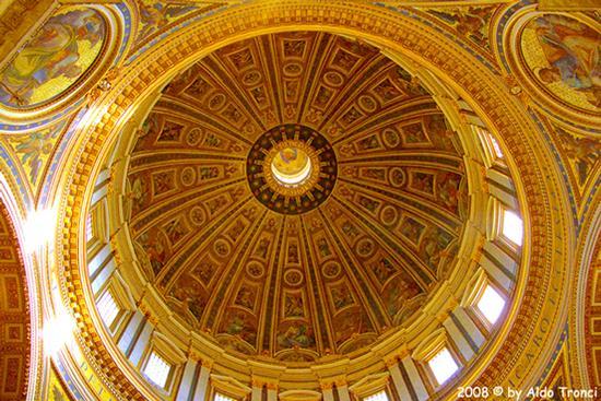 Roma: San Pietro, 2 agosto '2008 (1657 clic)