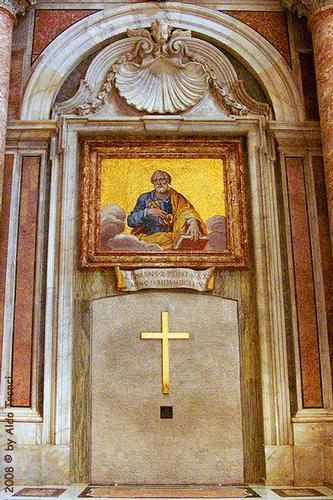Roma: San Pietro, 2 agosto '2008 (1263 clic)