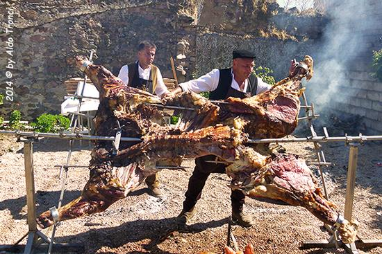 035/40 - Samugheo: Festa de Su Tzichi (756 clic)