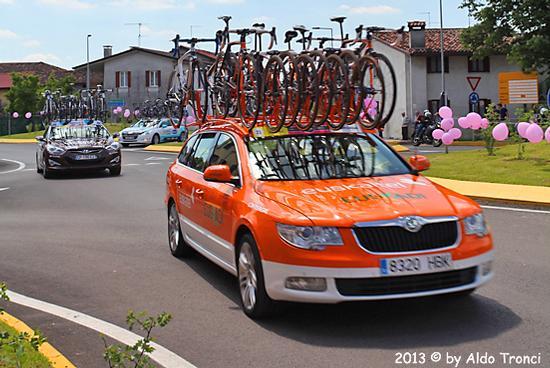 Giro d'Italia '2013 - 96^ Edizione  - Valvasone (869 clic)