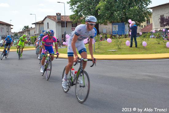 Giro d'Italia '2013 - 96^ Edizione  - Valvasone (1409 clic)
