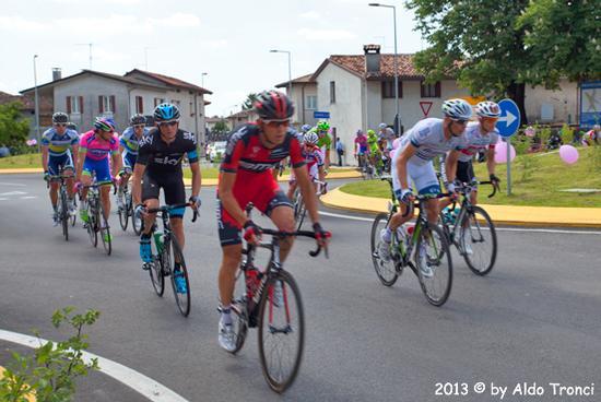 Giro d'Italia '2013 - 96^ Edizione  - Valvasone (1519 clic)