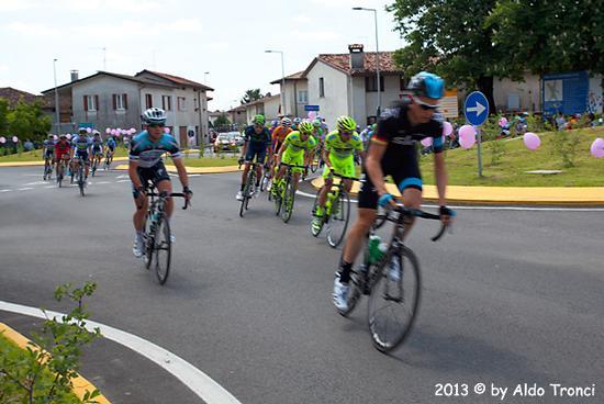 Giro d'Italia '2013 - 96^ Edizione  - Valvasone (1170 clic)