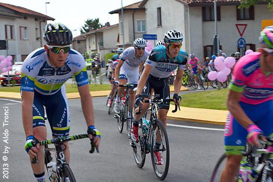 Giro d'Italia '2013 - 96^ Edizione  - Valvasone (810 clic)