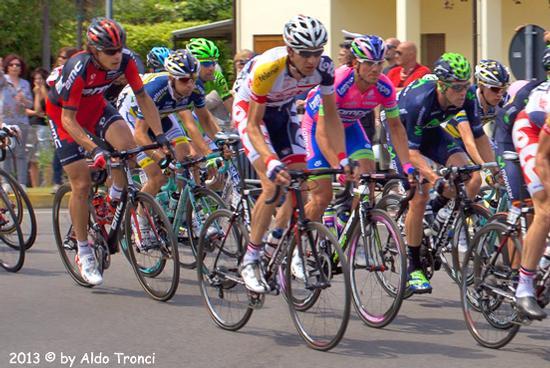 Giro d'Italia '2013 - 96^ Edizione  - Valvasone (2284 clic)