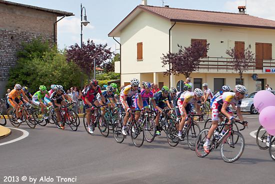 Giro d'Italia '2013 - 96^ Edizione  - Valvasone (975 clic)