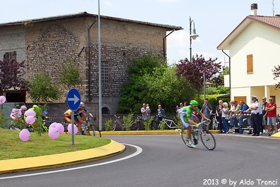 Giro d'Italia '2013 - 96^ Edizione  - Valvasone (1284 clic)