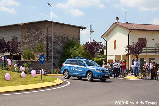 Giro d'Italia '2013 - 96^ Edizione  - Valvasone (996 clic)