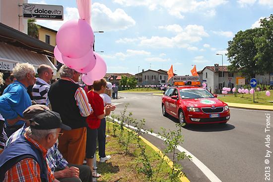Giro d'Italia '2013 - 96^ Edizione  - VALVASONE - inserita il 16-May-13