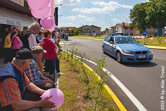 Giro d'Italia '2013 - 96^ Edizione  - Valvasone (1087 clic)